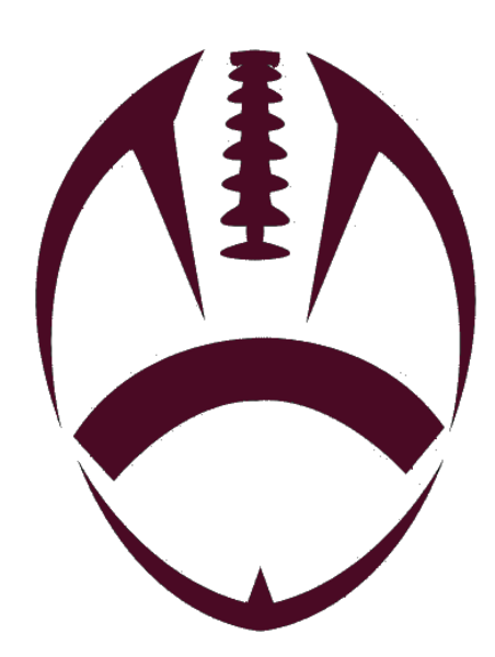 452x600 Outline Football Football Clipart