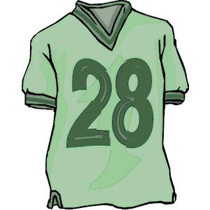 300x300 Shirt Clipart Jersey