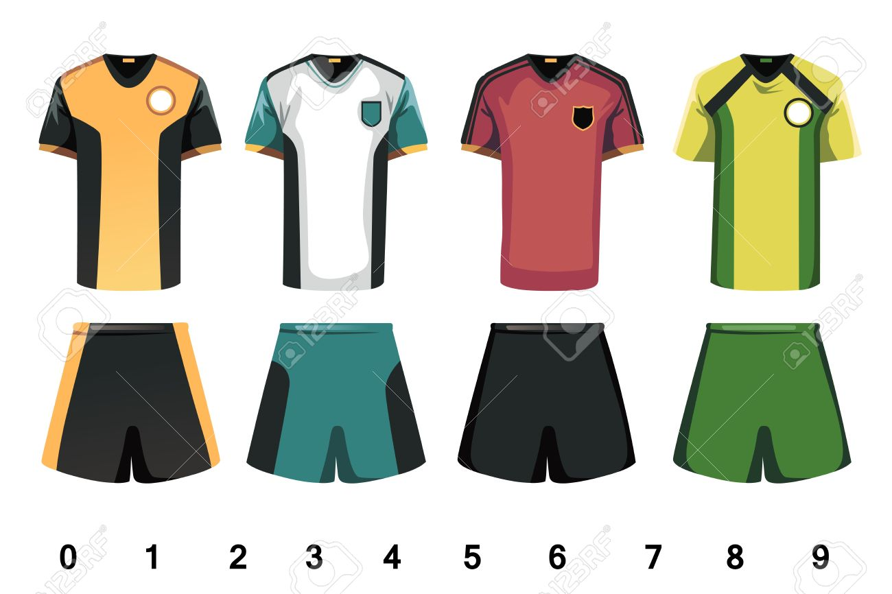 1300x866 Shirt Clipart Soccer Uniform