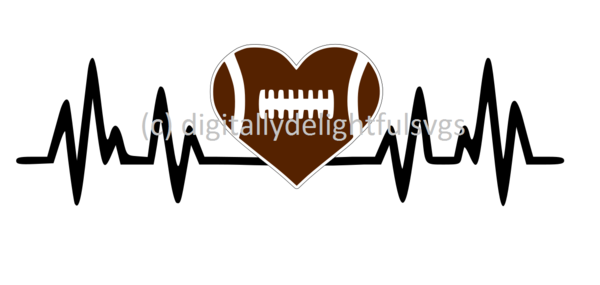 600x285 Football Mom With Laces Svg Digitallydelightfulsvgs