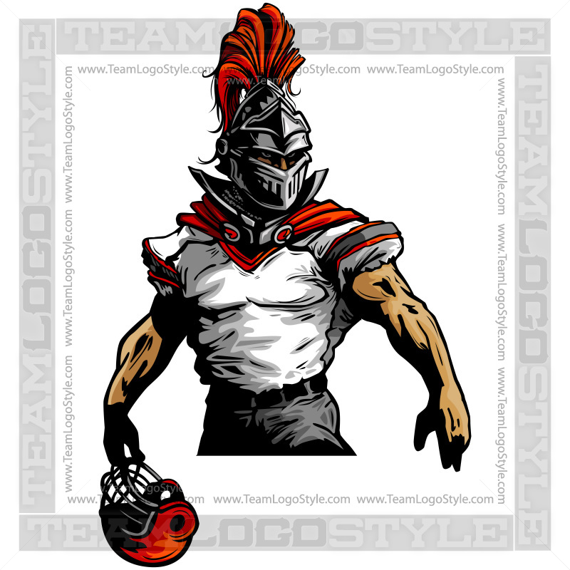 800x800 Stock Image Knight Football Clipart Vector Mascot Image High