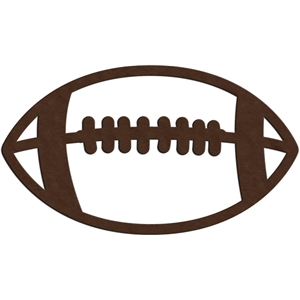 300x300 Silhouette Design Store View Football Outline Cliparts