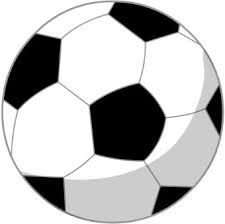 225x224 Free printable football stencil Thin Football Outline Clip Art