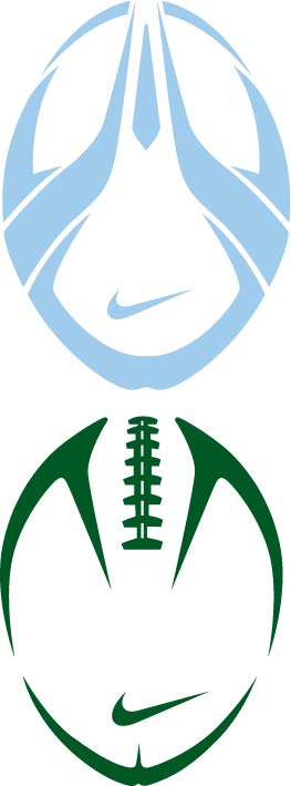 263x709 Nike Clipart American Football