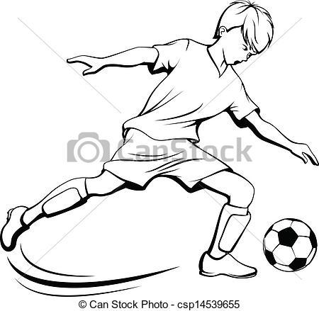 450x439 Soccer Clipart Black Boy