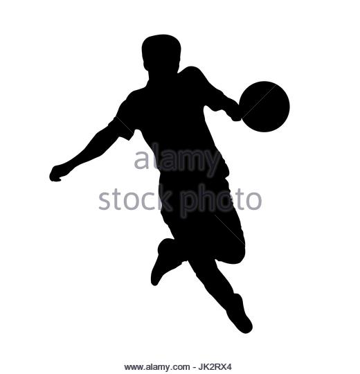 520x540 Black And White Footballer Stock Photos Amp Black And White
