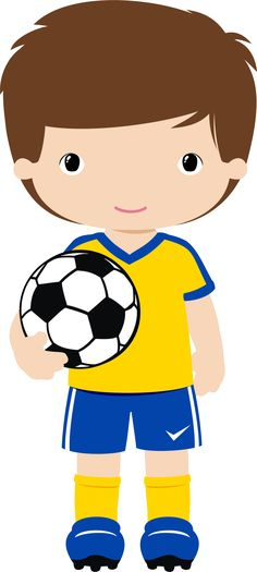 236x525 Kid Football Player Cartoon Image D Kid Images