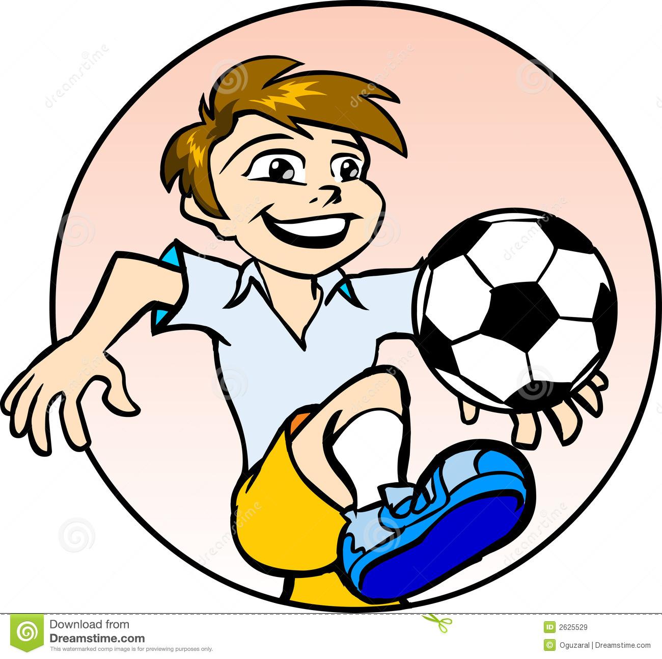 1300x1293 Little Boy clipart football player