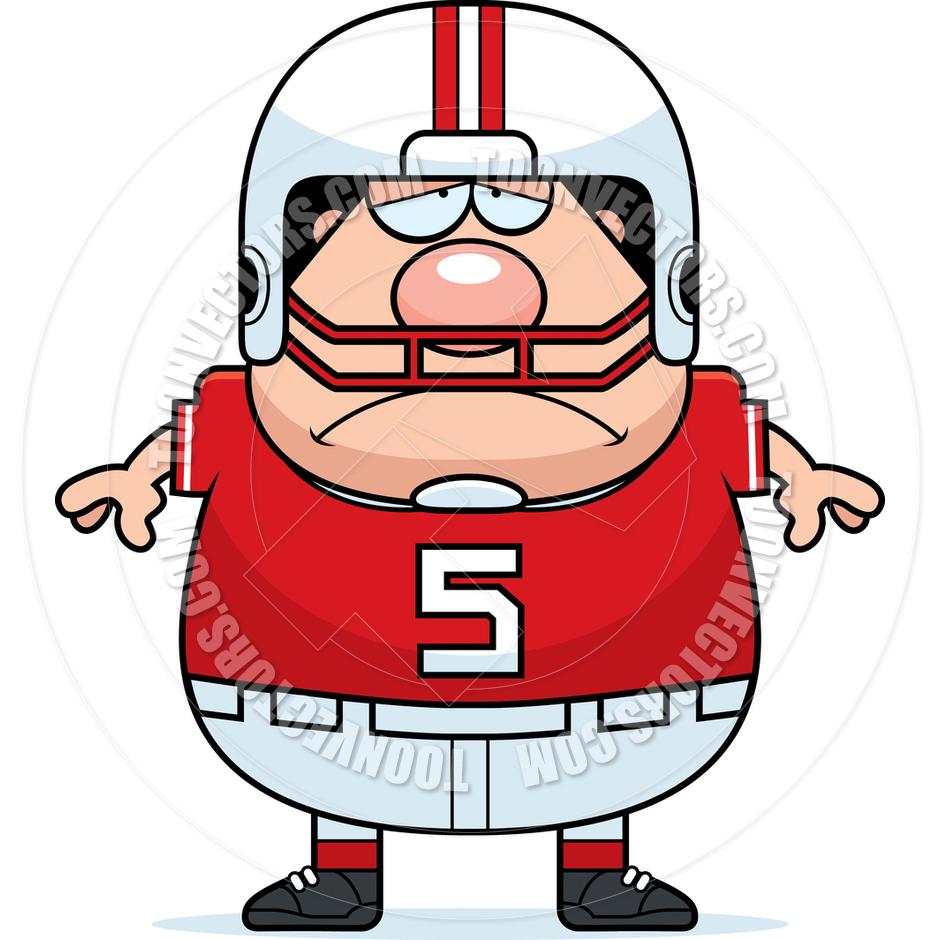 940x940 Sad clipart football player