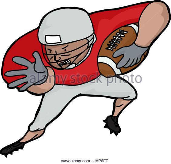 564x540 Clip Art Football Stock Photos amp Clip Art Football Stock Images