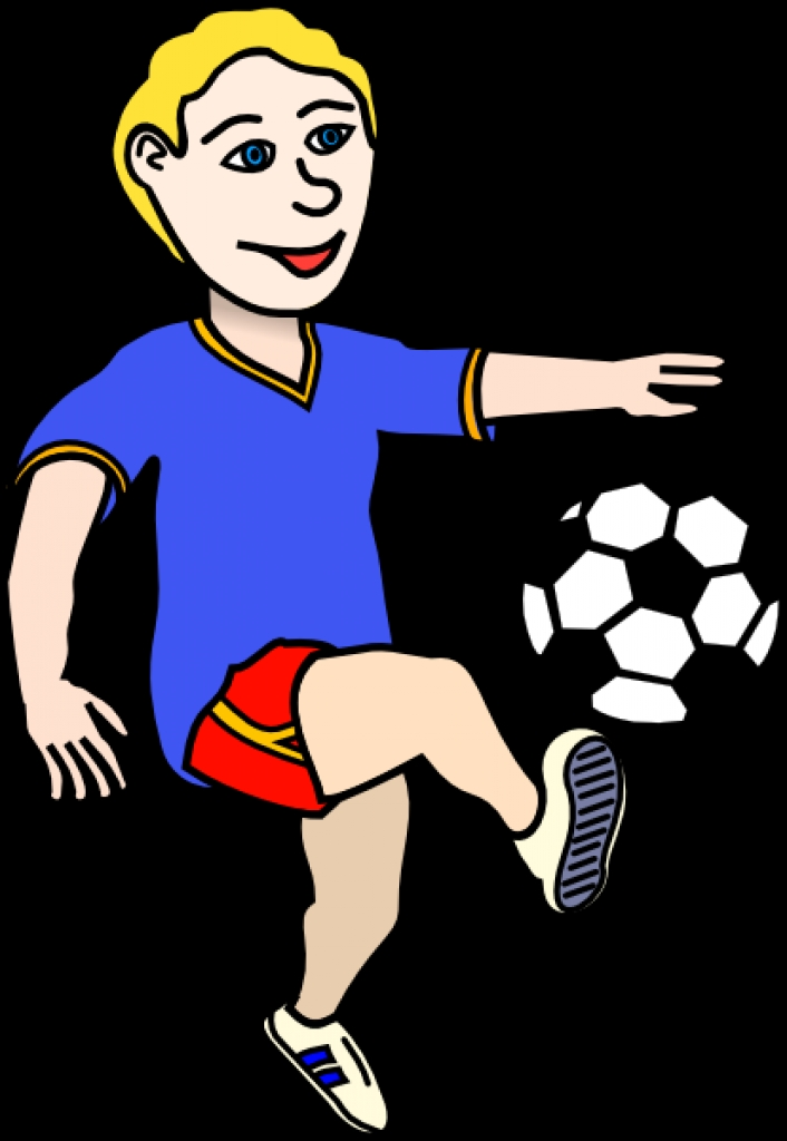 706x1024 Football Player Clip Art Free Clipart Images Image 3 Clipartix50