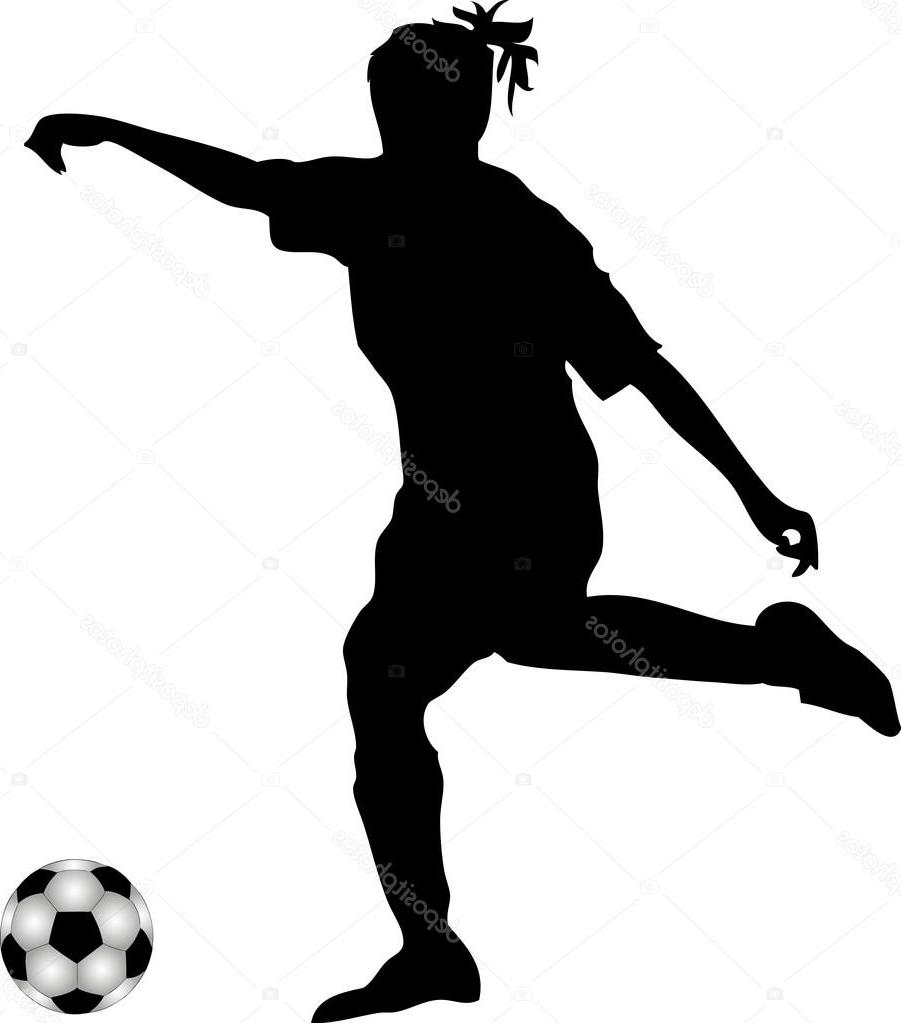 901x1023 Top 10 Stock Illustration Female Soccer Player Drawing