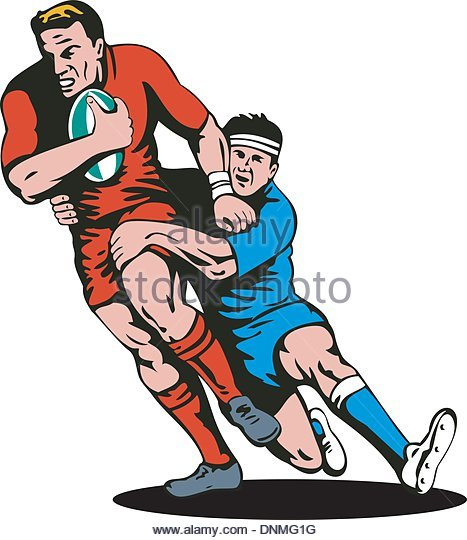 467x540 Illustration Rugby Player Running Pass Stock Photos amp Illustration