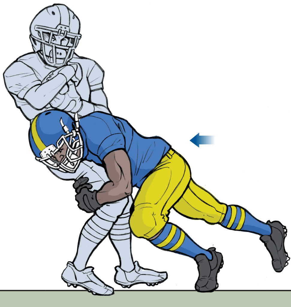 971x1023 The evolution of football tackling