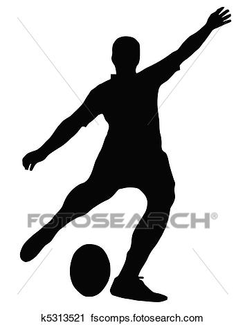 354x470 Clipart Of Sport Silhouette