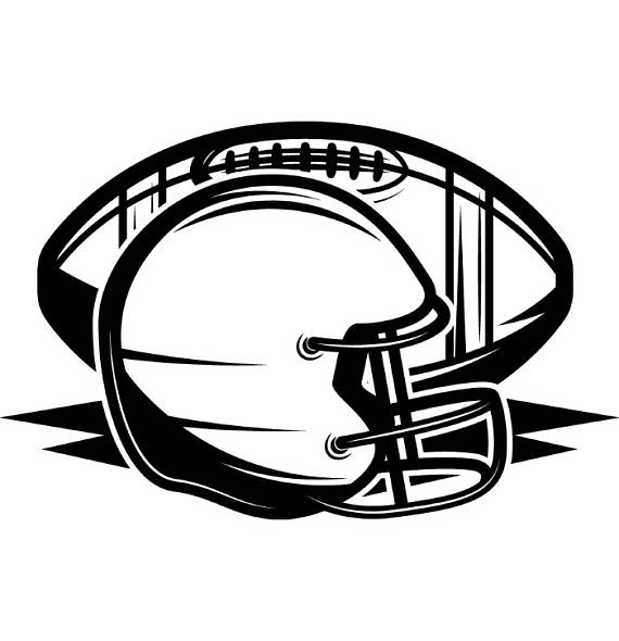 570x590 Football Logo 1 Equipment Sports Stadium Field School Team