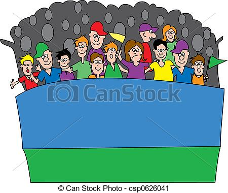 450x380 Stadium clipart animated