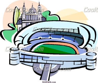 375x317 Stadium clipart sports stadium