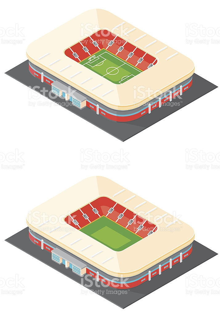715x1024 Stadium clipart vector