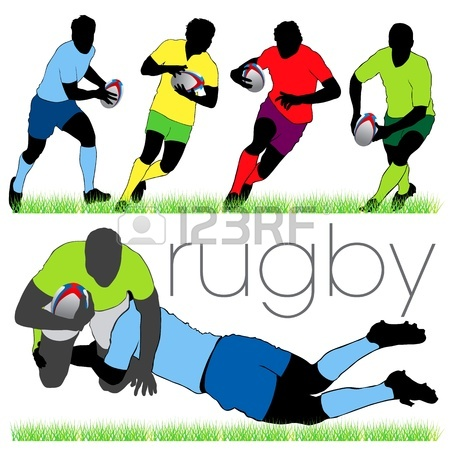 Football Tackle Clipart