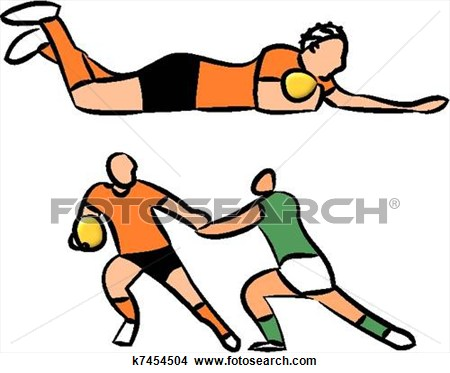 450x373 Football Fumble Clipart