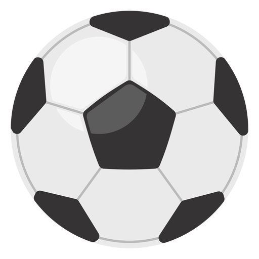 512x512 Classic Football Ball Icon