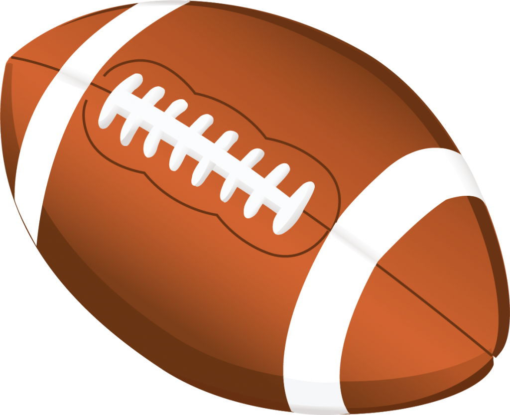 1024x833 Football Clip Art With Transparent Background Clipart Panda