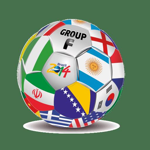 512x512 Group F Teams Football