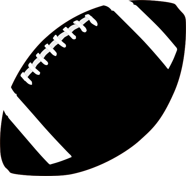 640x607 American Football Png