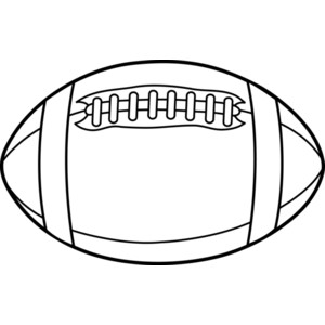 300x300 Free Football Images Clip Art Clipart