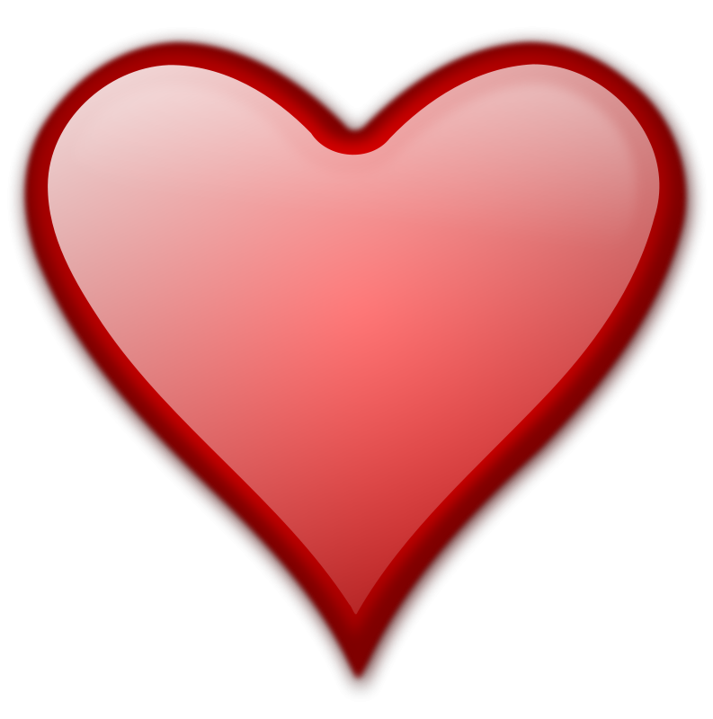 793x800 Heart Free Stock Photo Illustration Of A Red Heart Isolated