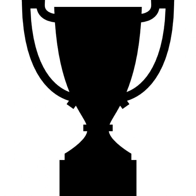 626x626 Trophy Shape Icons Free Download