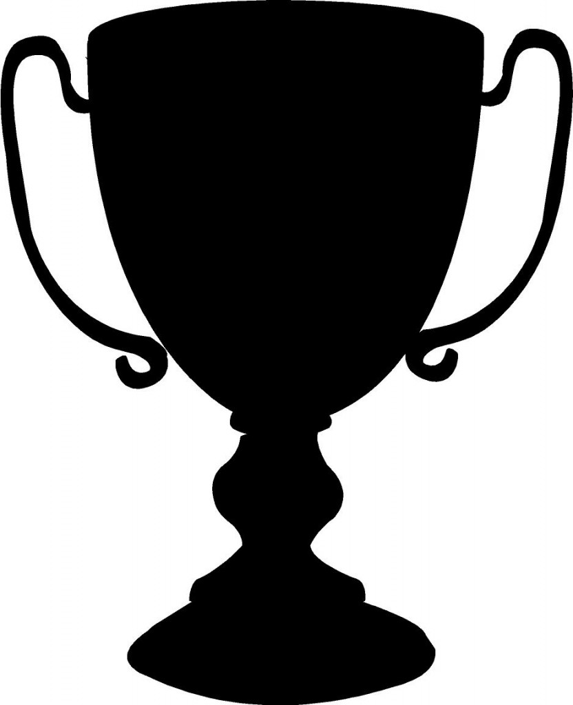 Football Trophy Clipart | Free download on ClipArtMag