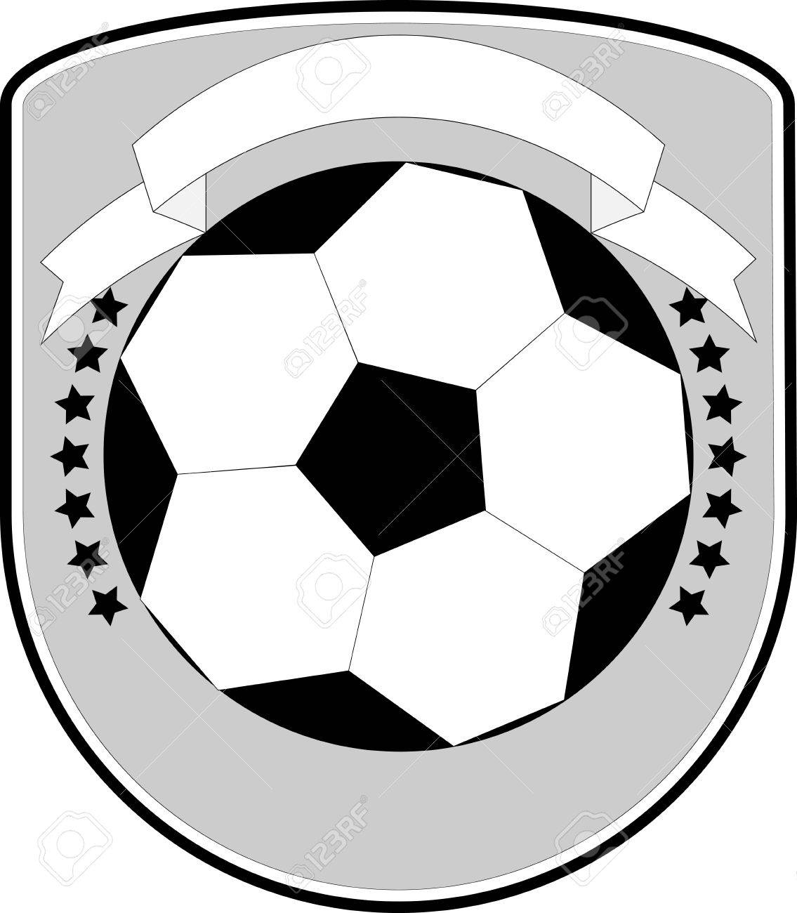 1135x1300 Soccer Football Team. Sport Tournament, Badge Or Label, Banner