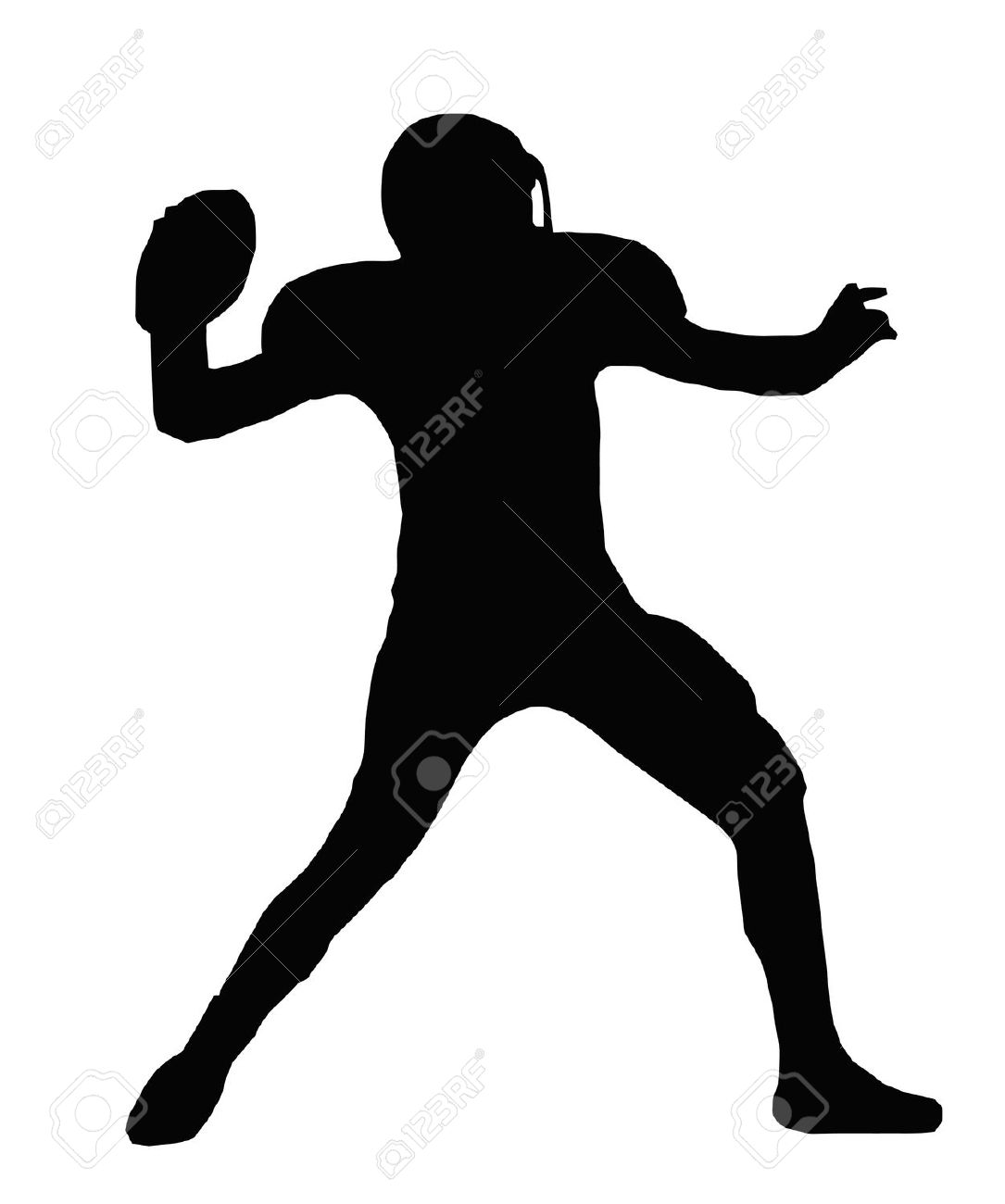1085x1300 Footballer Silhouette Png Transparent Clip Simple Wiring