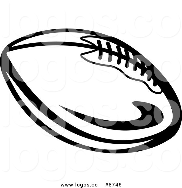 600x620 Royalty Free Clip Art Vector Logo Of A Black And White American