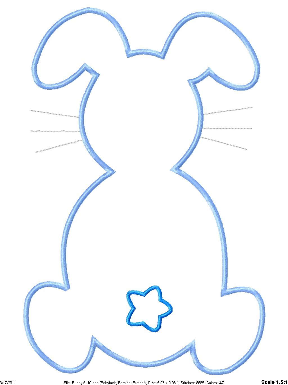 1024x1370 Diy Paper Bunny Garland Runner Scrapbook Paper, Scrapbook
