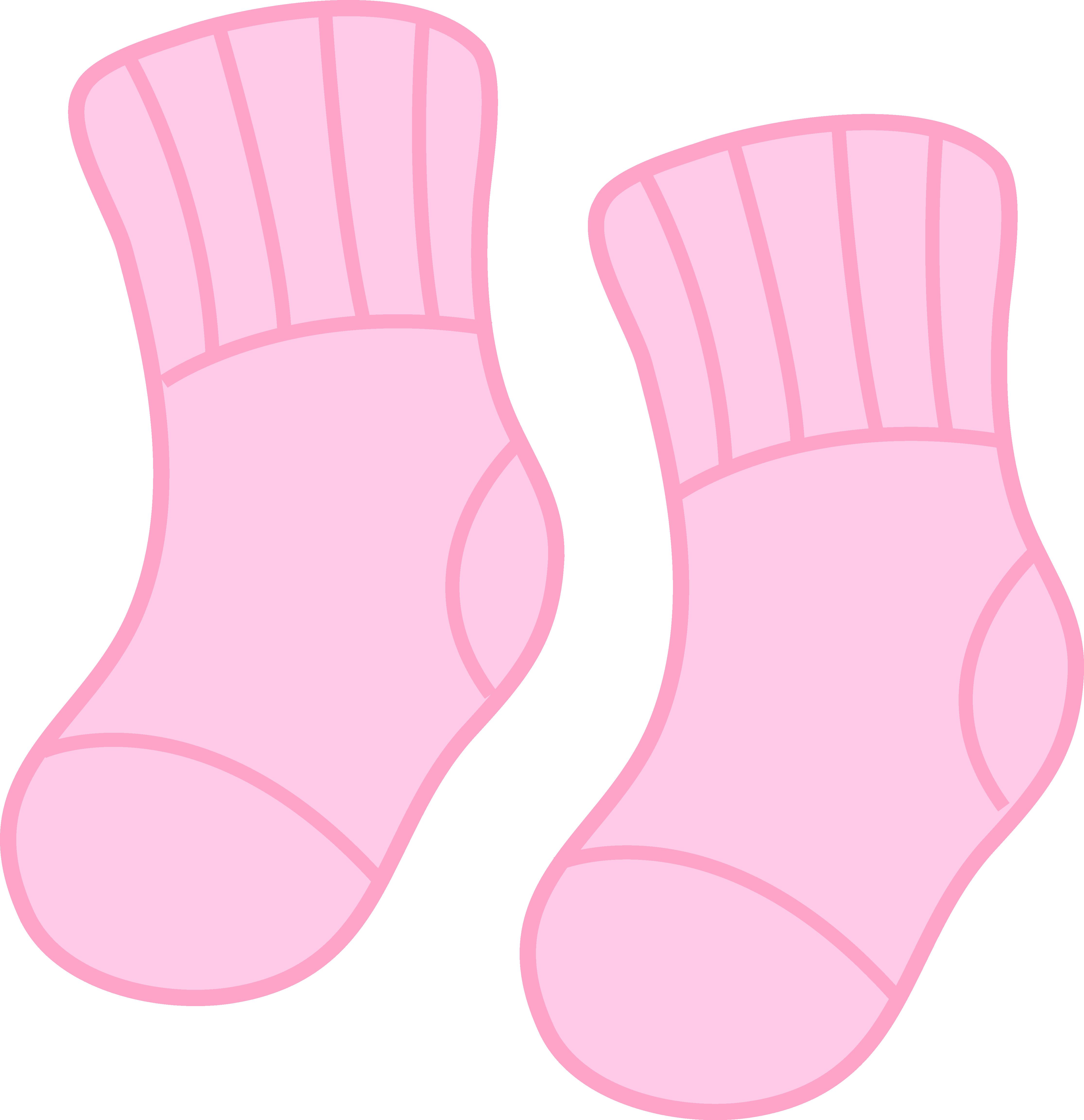 4462x4611 Baby Feet Clip Art