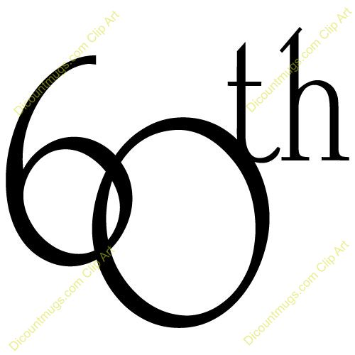 500x500 60th Wedding Anniversary Clip Art 101 Clip Art