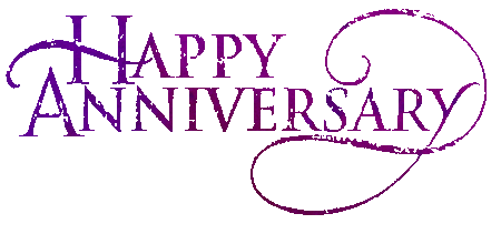 450x211 Animated Happy Anniversary Clip Art Clipart