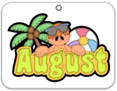 236x184 Free Month Clip Art Month Of August Summer Clip Art Image