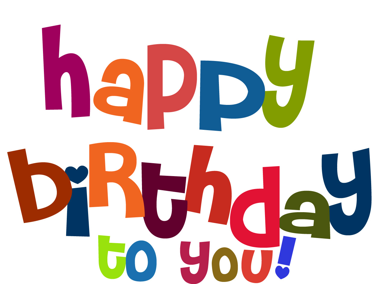 1260x945 Happy Birthday Clip Art Nice And Kute Download Free Share 2 Image