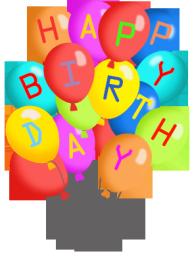 194x261 Birthday Clip Art And Free Birthday Graphics