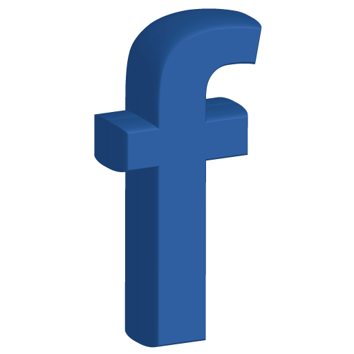 512x512 Facebook Logo Clipart