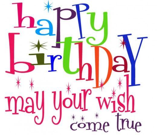520x446 13 Best Happy Birthday Clip Art Images Happy