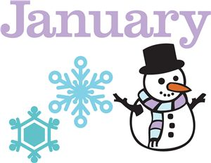 300x232 January Clipart Free Clip Art Images