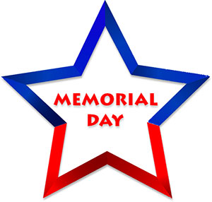 300x286 Free Memorial Day Clipart S