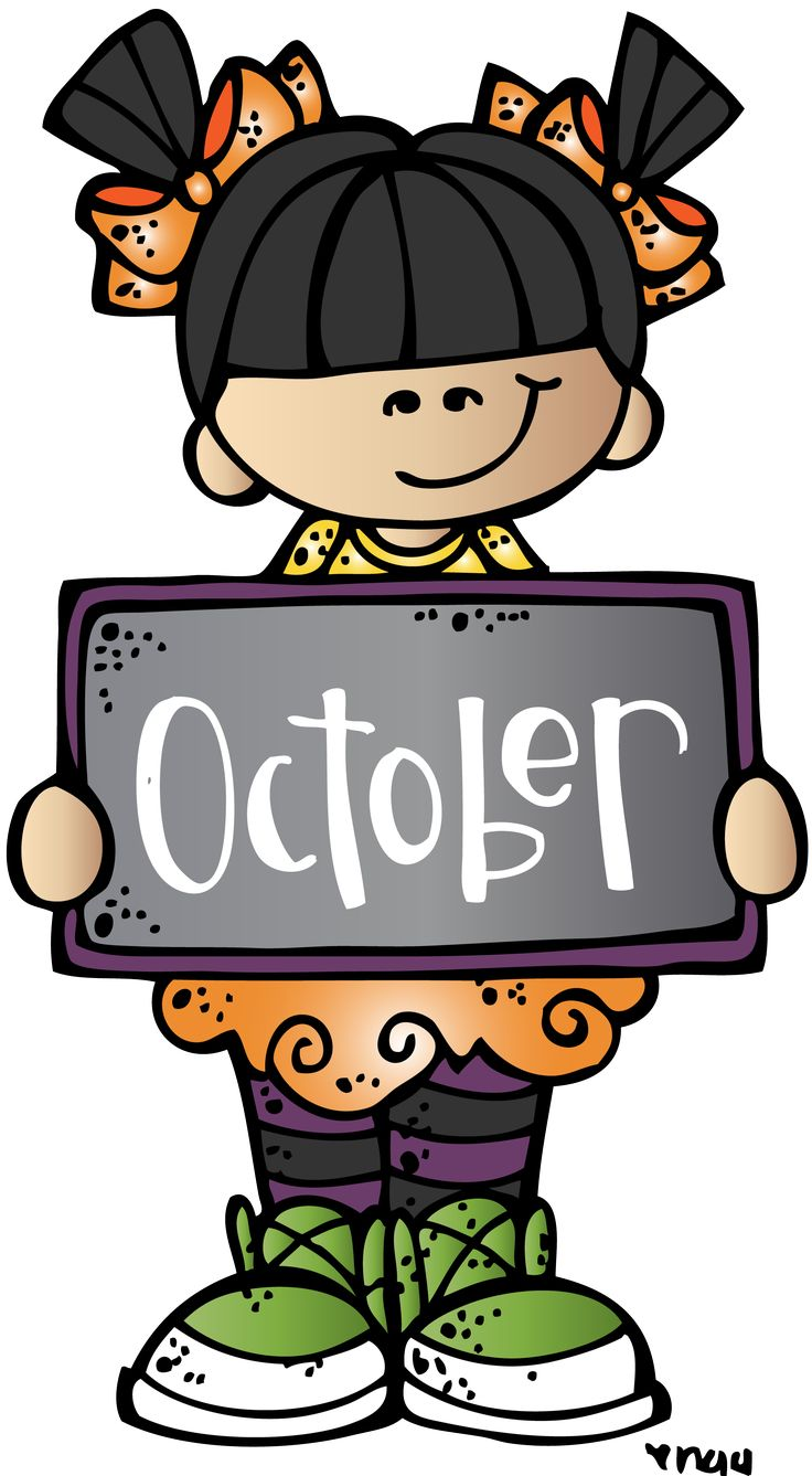 For October Clipart