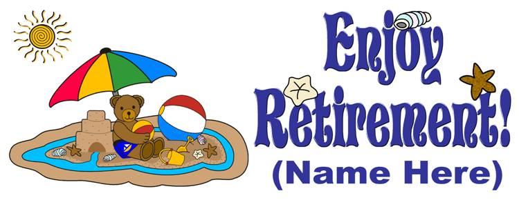750x290 Retirement Clipart Farewell Images Free