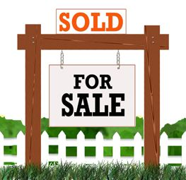 For Sale Sign Clipart